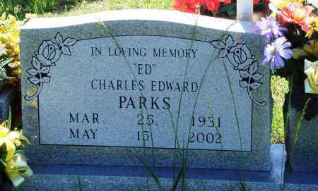 "PARKS, CHARLES EDWARD ""ED"" - Baxter County, Arkansas 
