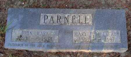 PARNELL, JOHN MARK - Baxter County, Arkansas | JOHN MARK PARNELL - Arkansas Gravestone Photos