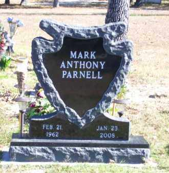 PARNELL, MARK ANTHONY - Baxter County, Arkansas | MARK ANTHONY PARNELL - Arkansas Gravestone Photos