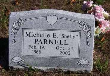 "HIGGINBOTHAM, MICHELLE E. ""SHELLY"" - Baxter County, Arkansas 