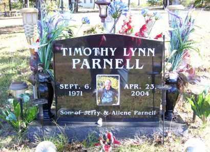 PARNELL, TIMOTHY LYNN - Baxter County, Arkansas | TIMOTHY LYNN PARNELL - Arkansas Gravestone Photos