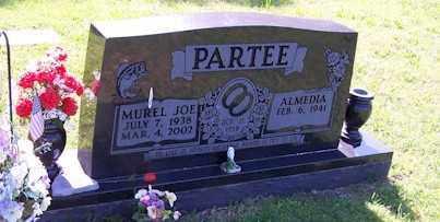 PARTEE, MUREL JOE - Baxter County, Arkansas | MUREL JOE PARTEE - Arkansas Gravestone Photos