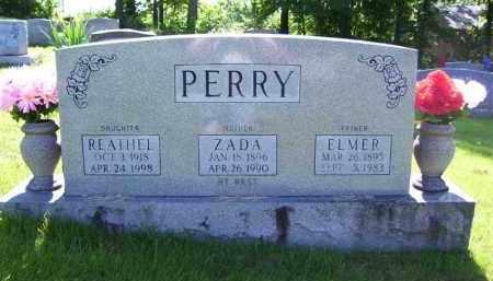 PERRY (2), ELMER E. - Baxter County, Arkansas   ELMER E. PERRY (2) - Arkansas Gravestone Photos