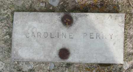 PERRY, CAROLINE - Baxter County, Arkansas | CAROLINE PERRY - Arkansas Gravestone Photos