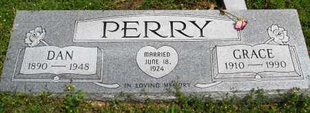 PERRY, DAN - Baxter County, Arkansas | DAN PERRY - Arkansas Gravestone Photos
