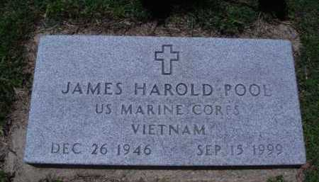 POOL  (VETERAN VIET), JAMES HAROLD - Baxter County, Arkansas | JAMES HAROLD POOL  (VETERAN VIET) - Arkansas Gravestone Photos