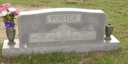 PORTER, NEELY - Baxter County, Arkansas | NEELY PORTER - Arkansas Gravestone Photos