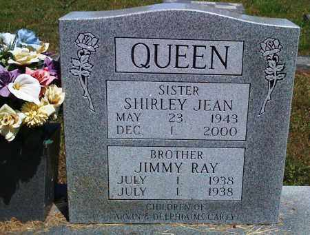 QUEEN, SHIRLEY JEAN - Baxter County, Arkansas | SHIRLEY JEAN QUEEN - Arkansas Gravestone Photos