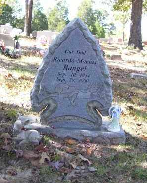 RANGEL, RICARDO MACIAS - Baxter County, Arkansas | RICARDO MACIAS RANGEL - Arkansas Gravestone Photos