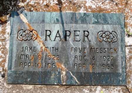 RAPER, FAY - Baxter County, Arkansas | FAY RAPER - Arkansas Gravestone Photos