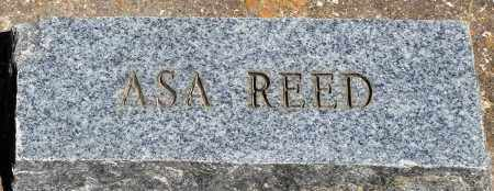 REED, ASA - Baxter County, Arkansas | ASA REED - Arkansas Gravestone Photos