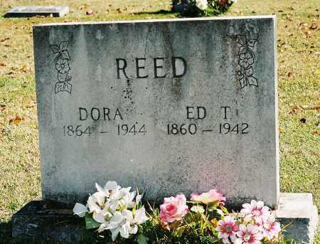 JOHNSON REED, DORA - Baxter County, Arkansas | DORA JOHNSON REED - Arkansas Gravestone Photos