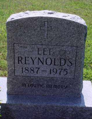 REYNOLDS, LEE - Baxter County, Arkansas | LEE REYNOLDS - Arkansas Gravestone Photos