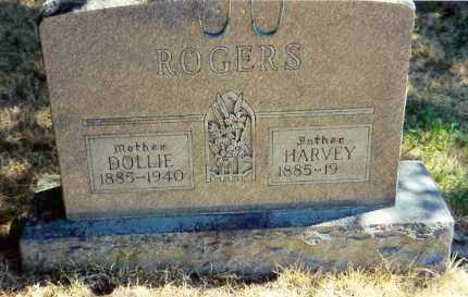 CUNNINGHAM ROGERS, DOLLIE - Baxter County, Arkansas | DOLLIE CUNNINGHAM ROGERS - Arkansas Gravestone Photos