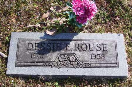 ROUSE, DESSIE E. - Baxter County, Arkansas | DESSIE E. ROUSE - Arkansas Gravestone Photos