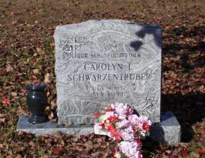 CRAFT SCHWARZENTRUBER, CAROLYN L. - Baxter County, Arkansas | CAROLYN L. CRAFT SCHWARZENTRUBER - Arkansas Gravestone Photos