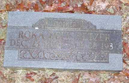 SETZER, ROKA BELL - Baxter County, Arkansas | ROKA BELL SETZER - Arkansas Gravestone Photos
