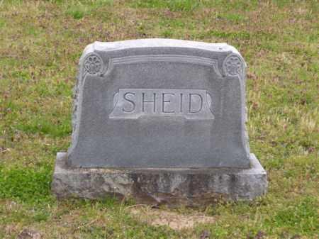 SHEID FAMILY STONE,  - Baxter County, Arkansas |  SHEID FAMILY STONE - Arkansas Gravestone Photos