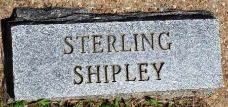SHIPLEY, STERLING - Baxter County, Arkansas | STERLING SHIPLEY - Arkansas Gravestone Photos