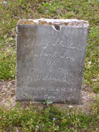 SINCLAIR, SHIRLEY STANTON - Baxter County, Arkansas | SHIRLEY STANTON SINCLAIR - Arkansas Gravestone Photos