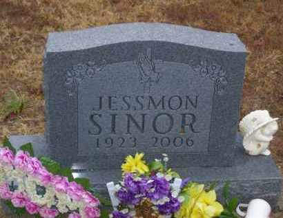 SINOR, JESSMON LENA - Baxter County, Arkansas | JESSMON LENA SINOR - Arkansas Gravestone Photos