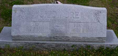 SKIDMORE (2), ROBERT SID - Baxter County, Arkansas | ROBERT SID SKIDMORE (2) - Arkansas Gravestone Photos