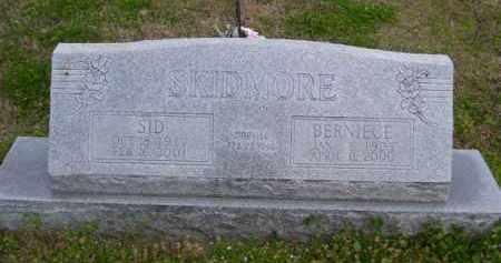 SKIDMORE, BERNICE - Baxter County, Arkansas | BERNICE SKIDMORE - Arkansas Gravestone Photos