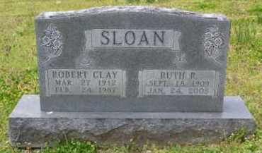 SLOAN, RUTH RACHEL - Baxter County, Arkansas | RUTH RACHEL SLOAN - Arkansas Gravestone Photos