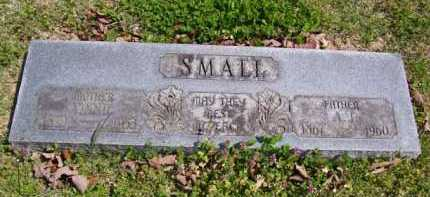 SMALL, ANDREW JACKSON 'JACK' - Baxter County, Arkansas | ANDREW JACKSON 'JACK' SMALL - Arkansas Gravestone Photos