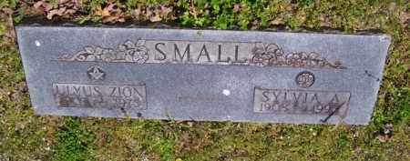 KEY SMALL, SYLVIA A. - Baxter County, Arkansas | SYLVIA A. KEY SMALL - Arkansas Gravestone Photos