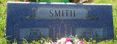 SMITH, GROVER C - Baxter County, Arkansas | GROVER C SMITH - Arkansas Gravestone Photos