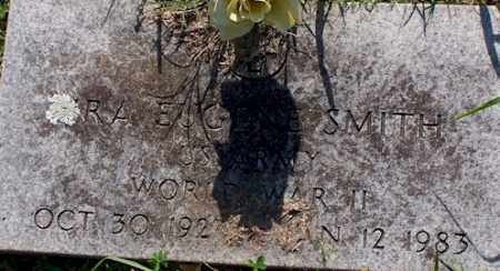 SMITH  (VETERAN WWII), IRA EUGENE - Baxter County, Arkansas | IRA EUGENE SMITH  (VETERAN WWII) - Arkansas Gravestone Photos