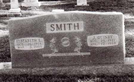SMITH, J. QUINBY - Baxter County, Arkansas | J. QUINBY SMITH - Arkansas Gravestone Photos