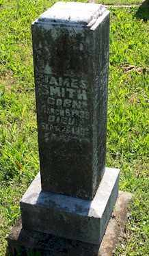 SMITH, JAMES - Baxter County, Arkansas | JAMES SMITH - Arkansas Gravestone Photos