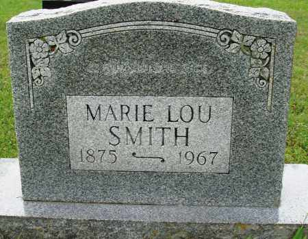 SMITH, MARIE LOU - Baxter County, Arkansas | MARIE LOU SMITH - Arkansas Gravestone Photos