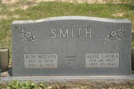 SMITH, ALLIE LAURA - Baxter County, Arkansas | ALLIE LAURA SMITH - Arkansas Gravestone Photos