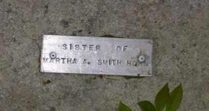 SMITH, SISTER - Baxter County, Arkansas   SISTER SMITH - Arkansas Gravestone Photos