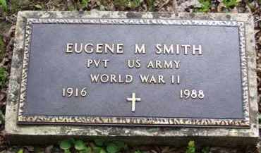 SMITH (VETERAN WWII), EUGENE MARVIN - Baxter County, Arkansas | EUGENE MARVIN SMITH (VETERAN WWII) - Arkansas Gravestone Photos