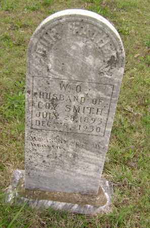 SMITH, W. O. - Baxter County, Arkansas | W. O. SMITH - Arkansas Gravestone Photos