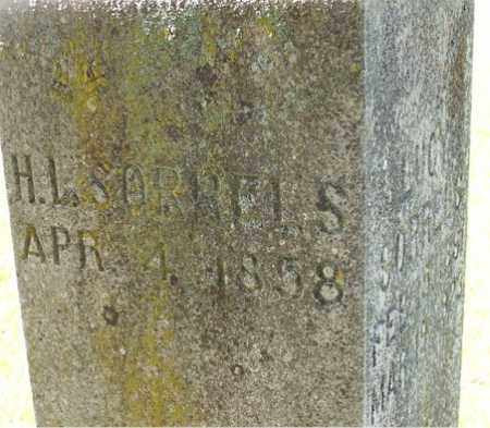 SORRELS, LUCY - Baxter County, Arkansas | LUCY SORRELS - Arkansas Gravestone Photos