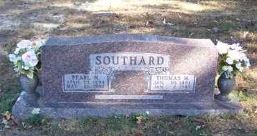 PARNELL SOUTHARD, PEARL N. - Baxter County, Arkansas | PEARL N. PARNELL SOUTHARD - Arkansas Gravestone Photos
