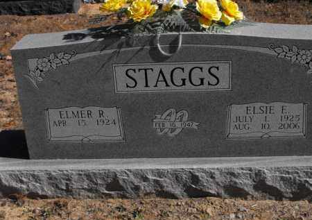 STAGGS, ELSIE E. - Baxter County, Arkansas | ELSIE E. STAGGS - Arkansas Gravestone Photos