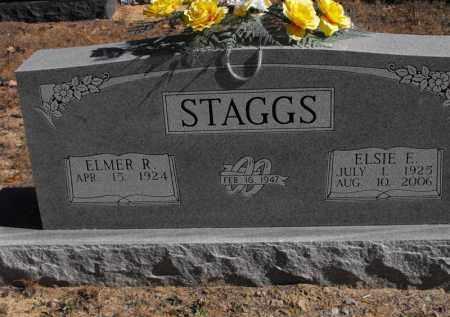MCGOWAN STAGGS, ELSIE E. - Baxter County, Arkansas | ELSIE E. MCGOWAN STAGGS - Arkansas Gravestone Photos