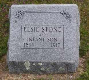STONE, ELSIE - Baxter County, Arkansas | ELSIE STONE - Arkansas Gravestone Photos