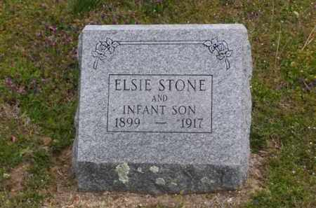 STONE, INFANT SON - Baxter County, Arkansas | INFANT SON STONE - Arkansas Gravestone Photos