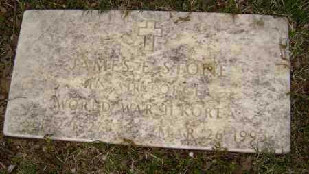 STONE (VETERAN 2 WARS), JAMES E. - Baxter County, Arkansas | JAMES E. STONE (VETERAN 2 WARS) - Arkansas Gravestone Photos