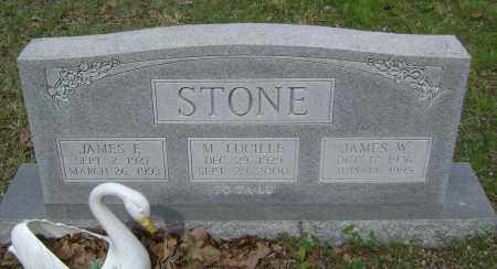 STONE, LUCILLE - Baxter County, Arkansas | LUCILLE STONE - Arkansas Gravestone Photos