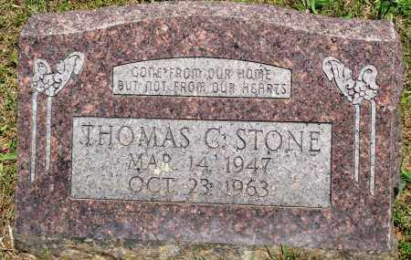 STONE, THOMAS C - Baxter County, Arkansas | THOMAS C STONE - Arkansas Gravestone Photos