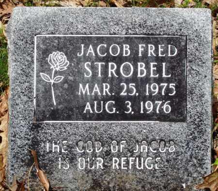 STROBEL, JACOB FRED - Baxter County, Arkansas | JACOB FRED STROBEL - Arkansas Gravestone Photos
