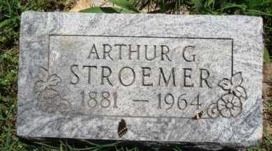 STROEMER, ARTHUR G. - Baxter County, Arkansas | ARTHUR G. STROEMER - Arkansas Gravestone Photos